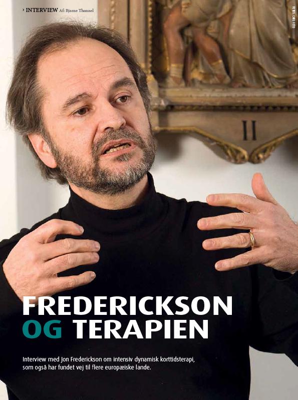 Frederickson og terapien-1